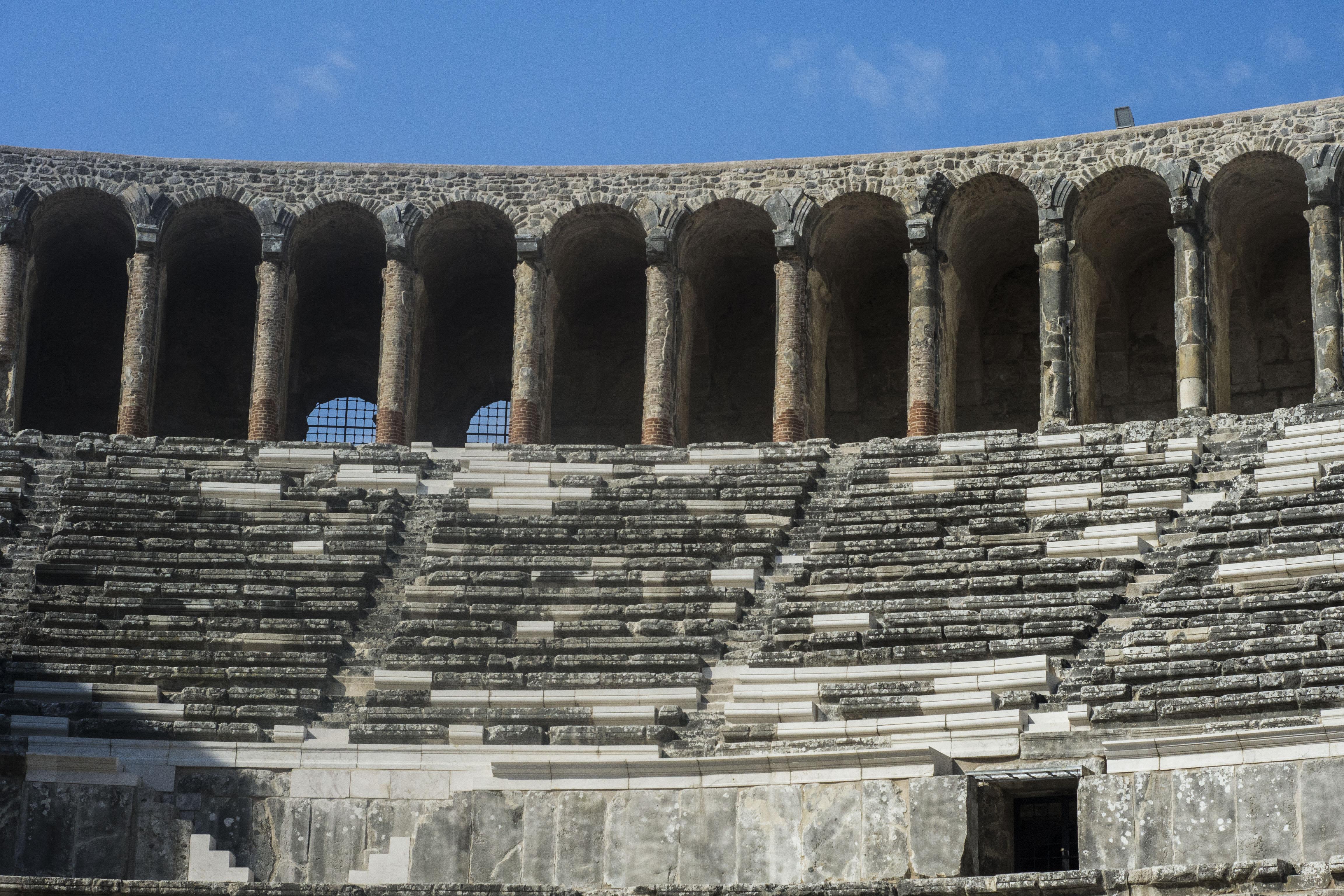 Aspendos Antik Kenti Tarihi : Antalya nın tarihi yerleri antik kentler türkiye nin en meşhur